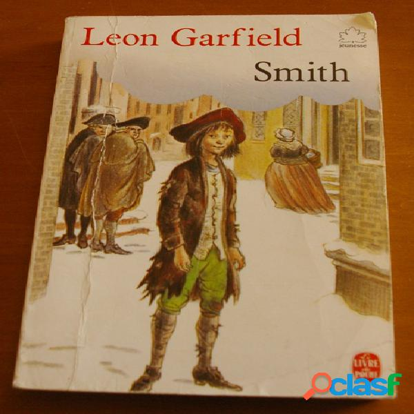 Smith, leon garfield