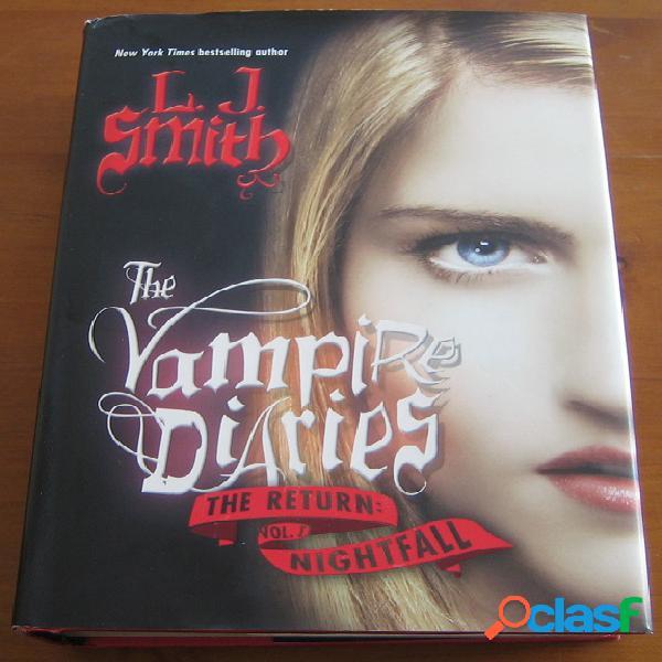 The vampire diaries – the return 1 - nightfall, l.j. smith