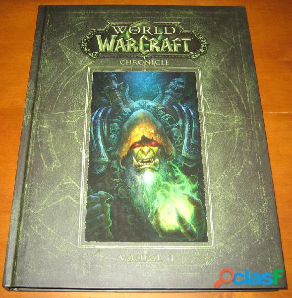 World of warcraft chronicle volume 2, chris metzen, matt burns et robert brooks
