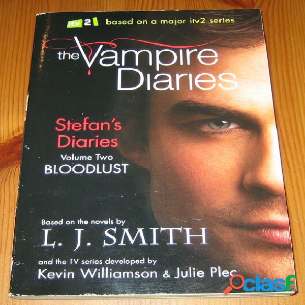 Stefan's diaries 2 – bloodlust, l.j. smith