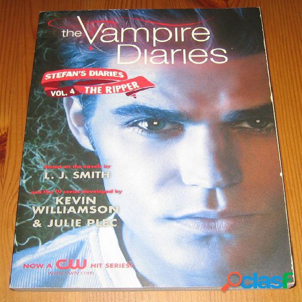 Stefan's diaries 4 – the ripper, l.j. smith