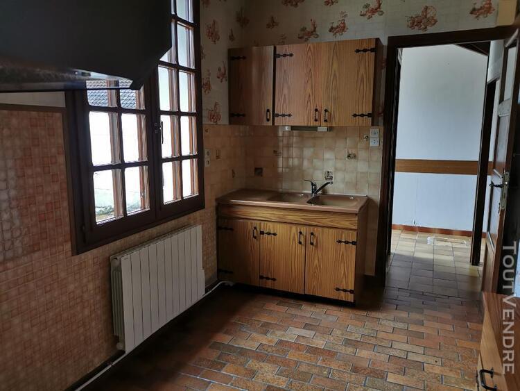 Maison longpre les corps saints 4 pièce(s) 72 m2