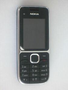 Téléphone mobile nokia c2-01 - noir avec chargeur -