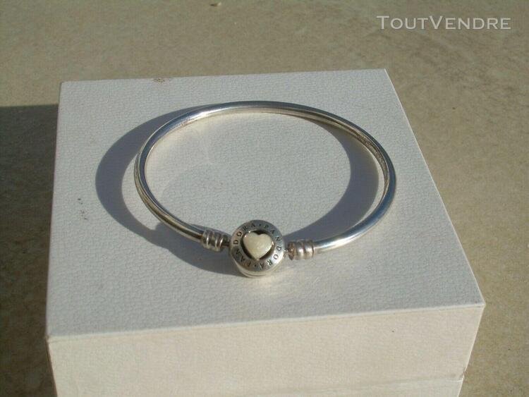 bracelet demi jonc pandora