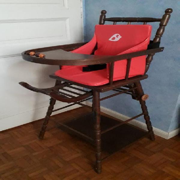 Chaise cuisine pour bébé