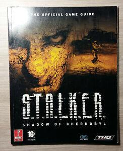 guide officiel] s.t.a.l.k.e.r. shadow of chernobyl -