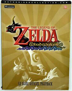 guide officiel the legend of zelda: wind waker - nintendo