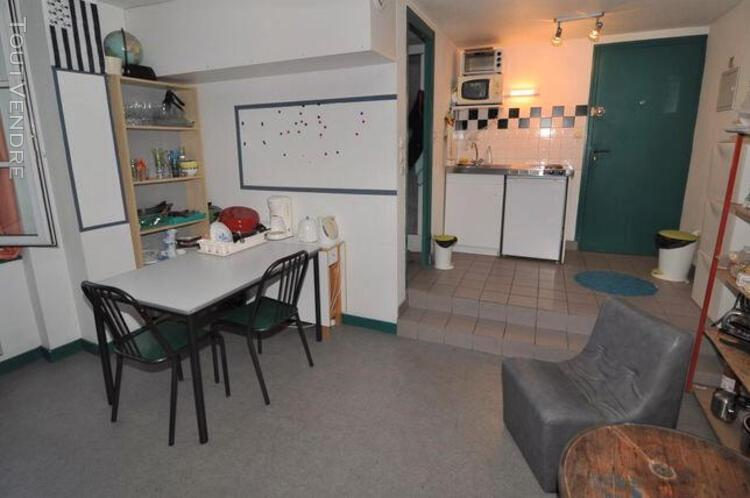 Location studio - 28 m² - location immobilier rennes