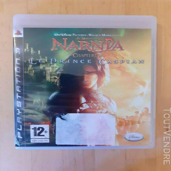 Narnia chapitre 2 le prince caspian ps3 complet pal fr plays