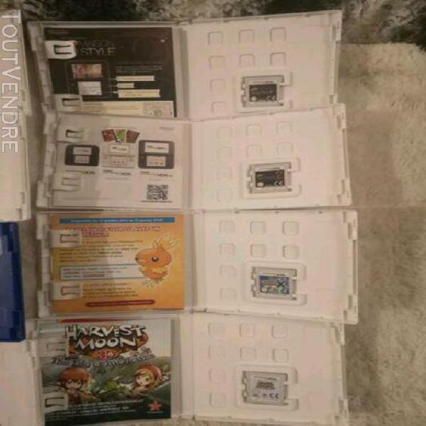 Nintendo 3ds xl console et jeux