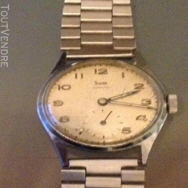 Ancienne rare montre mecanique 【 REMISES Août 】 | Clasf