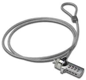 Ref:64134] ednet câble antivol pour notebook à