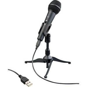 Micro usb tie studio dynamic mic usb 19-90011 filaire 1
