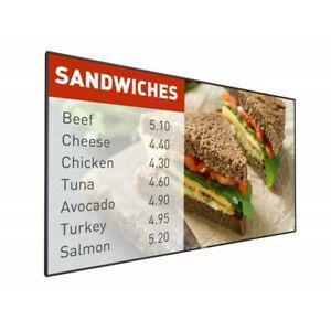 Philips signage solutions écran p-line 42bdl5057p/00