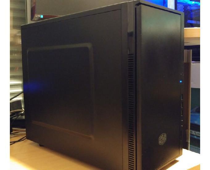 Tour pc i5-6500 - gtx1050ti msi coolermaster