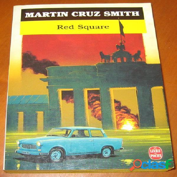 Red square, martin cruz smith