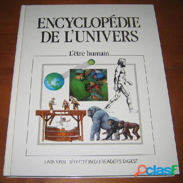 Encyclopédie de l'univers: l'être humain