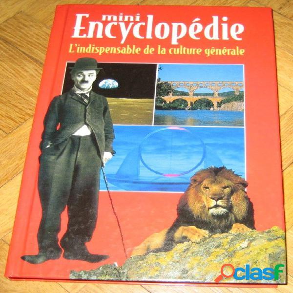 Mini encyclopédie de la culture générale
