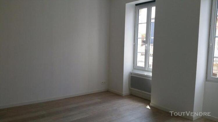 Appartement t3 - centre ville rochefort