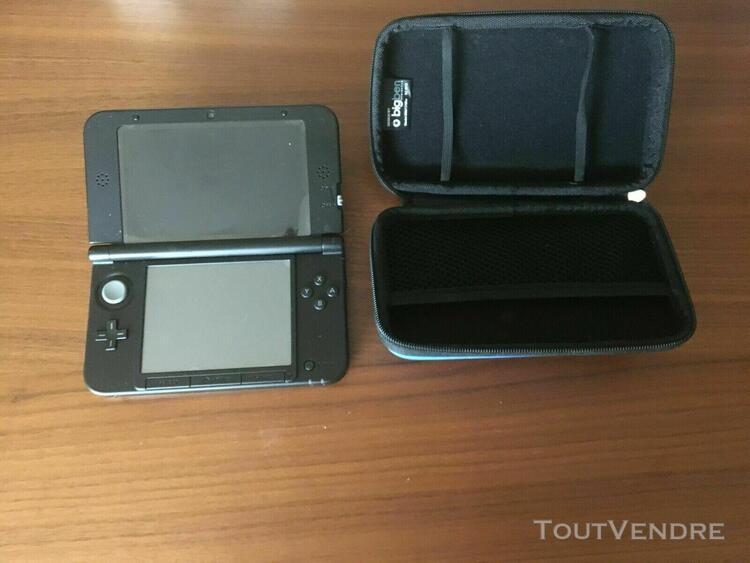 Lot console 3ds xl avec jeux - pokemon limited lune - comple