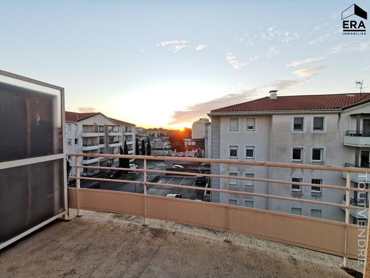 Miramas appartement 2 pièces avec balcon et parking