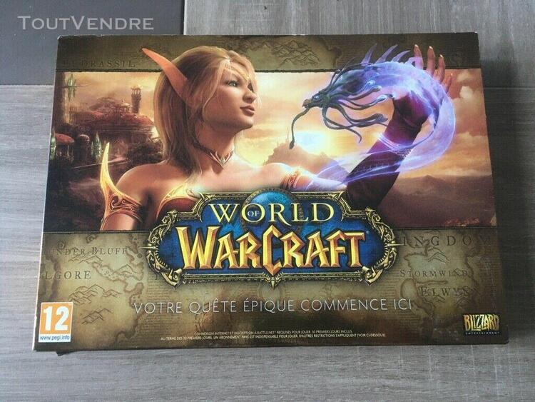 World of warcraft battle chest 5.0