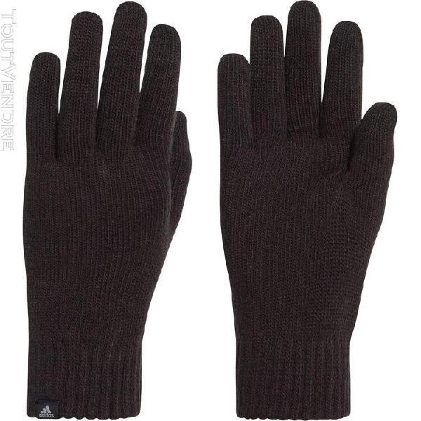 Adidas - gants de sports (noir) - utbs1566
