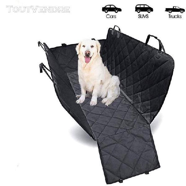 housse de siège pour chien protection de banquette 147 *
