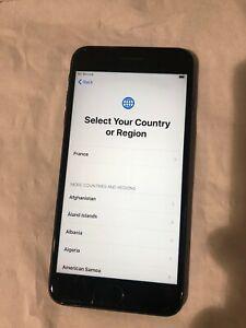 Iphone 7 plus 128 go - noir débloquer tout opérateurs
