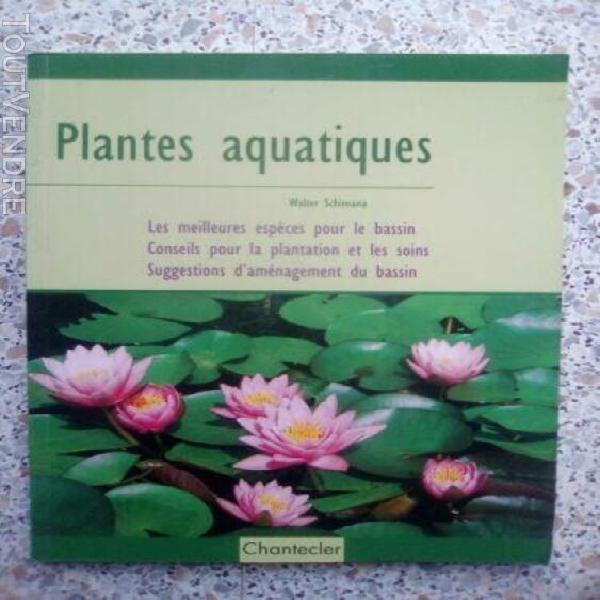 livre les plantes aquatiques