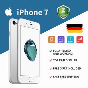 Neuf apple iphone 7 - 32 go - argent (désimlocké)