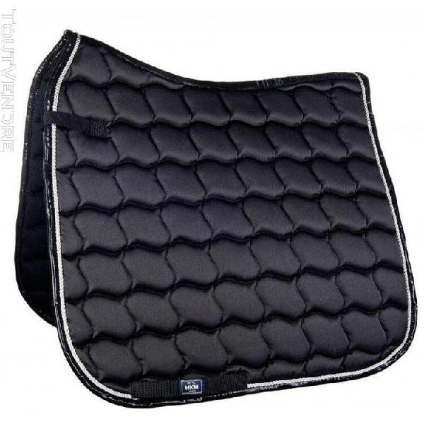 tapis hkm premium noir poney cso