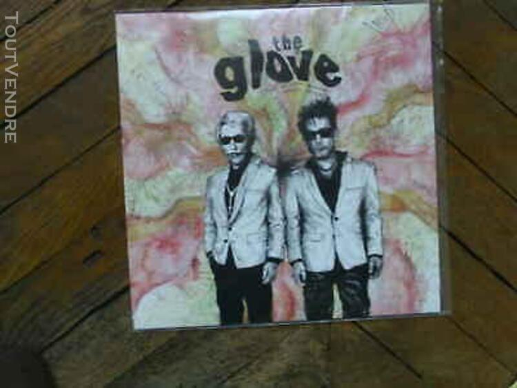 The glove the robert smith vocal demos 2lp the cure