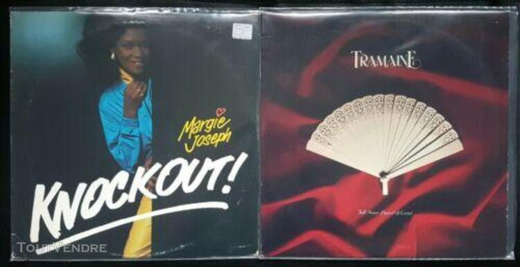Vinyl lp 12inch margie joseph tramaine hawkins rare modern s