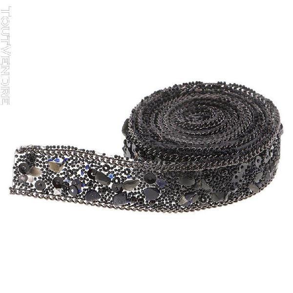 Artisanat de couture diy ruban de cristal loisirs créatifs