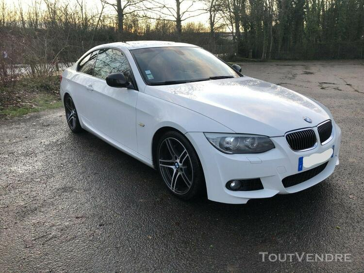 bmw 335d e92 pack m sport design