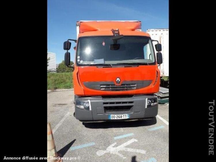 camion (ptac > 3,5 t) savoyarde - renault premium 320