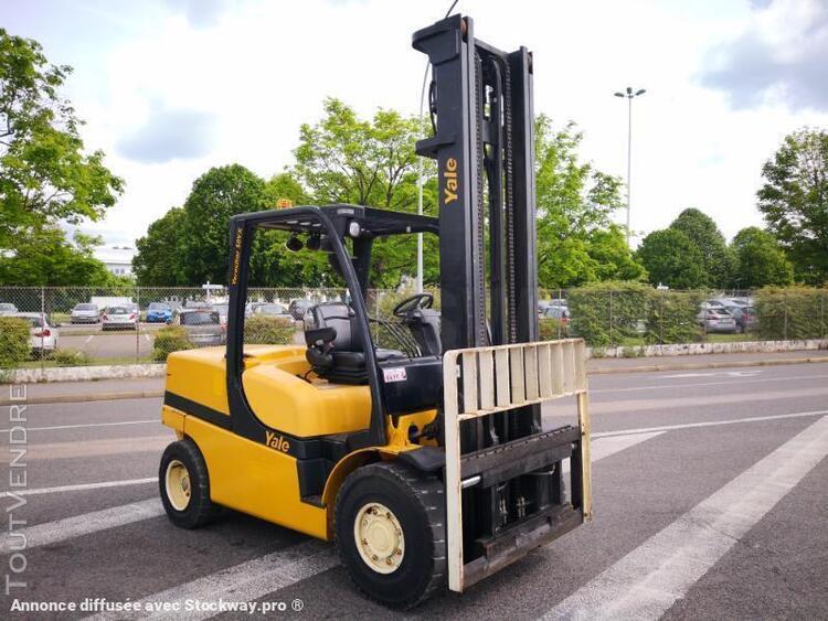 chariot élévateur (frontal) standard - yale gdp50vx
