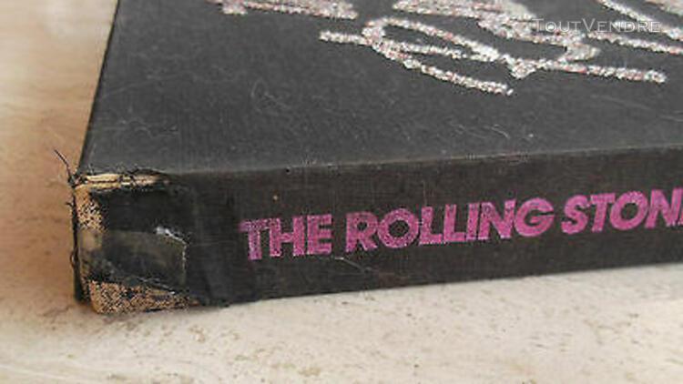 rolling stones coffret aux paillettes