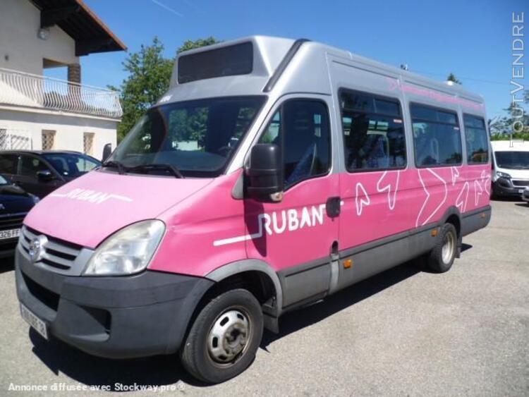 transport en commun autocar - iveco 50j18b43x