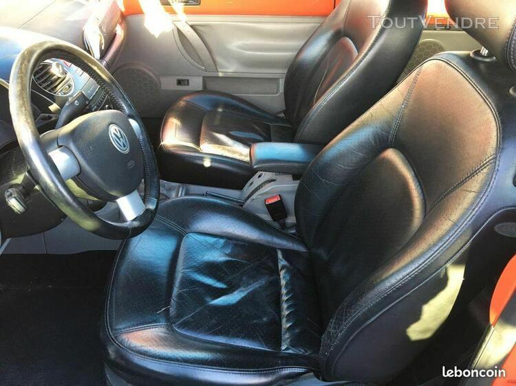 volkswagen new beetle cab 1,9 l tdi 100 cv