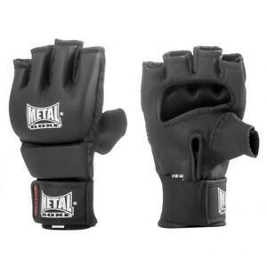 2 gants entraînement combat libre metal boxe taille senior
