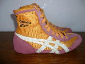 Onitsuka tiger wrestling shoes/chaussures de lutte size 6.5