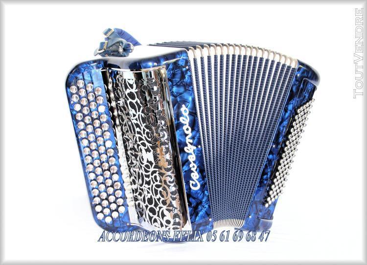 accordeon cavagnolo musette signature compact 96 basses.