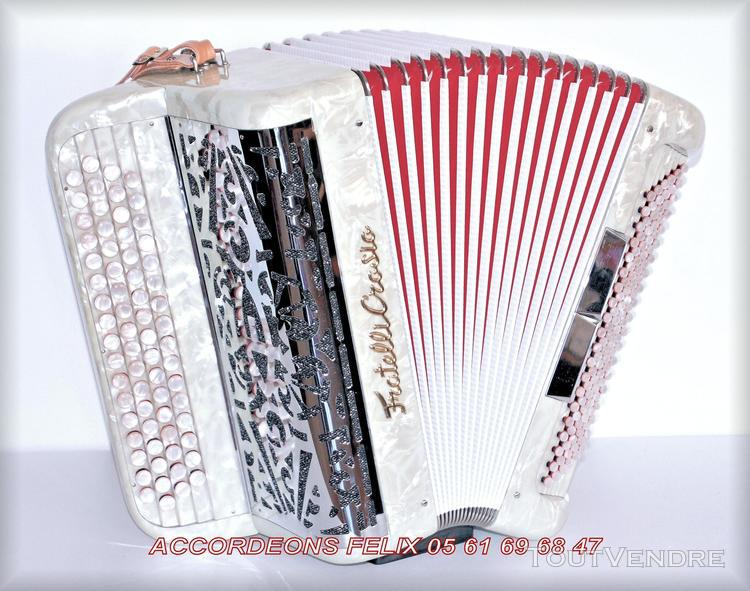 accordeon fratelli crosio pro compact 120.