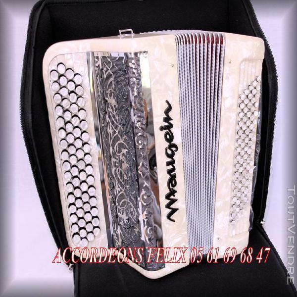 accordeon maugein (type export 80 basses)