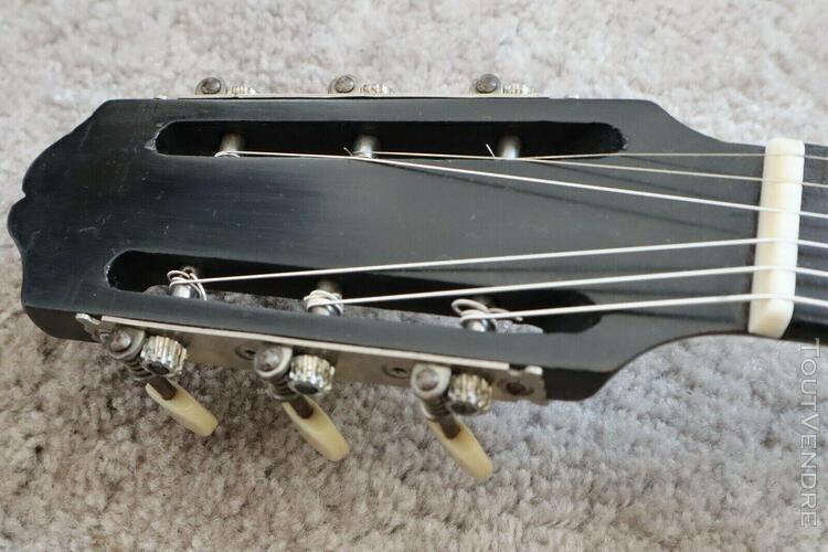 Ancienne guitare pedro alvarez espagne restaurée