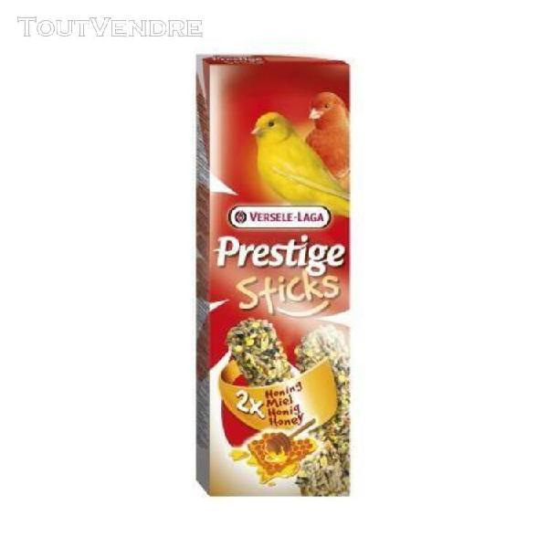bâtons pour les canaries avec du miel prestige bâtons de