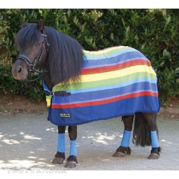 couverture séchante rainbow unique