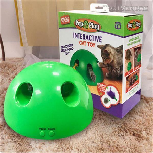 jouet chat,jouet chat interactif,jeu chat interactif chaton